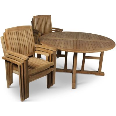 Stratford Six Seater Dining Set 3