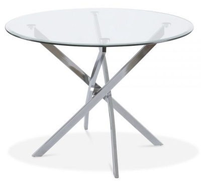 Modena V2 Glass Table