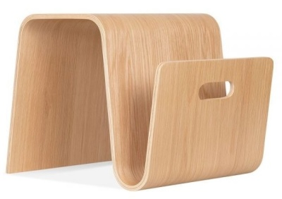 Madrid Bentwood Stool In Natural