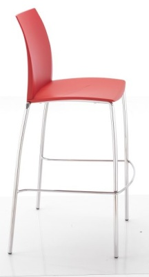 Tucker Designer High Stool Side View