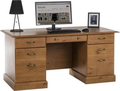 French Gardens Executive Desk 1