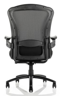 Strada Mesh Chair Rear View