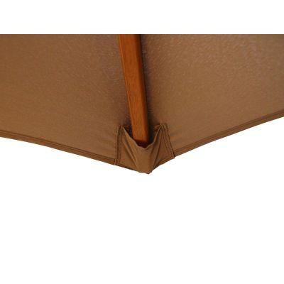 Parade Taupe Parasol Detail 2