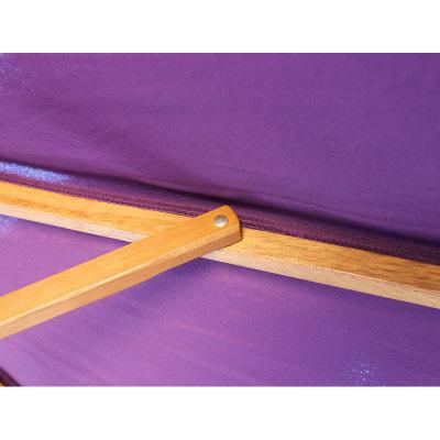 Parade Purple Parasol Detail 2