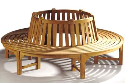 Exmouth Large Round Bench