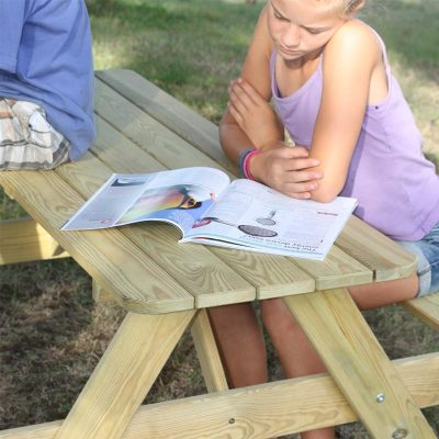Blagdon Minio A Frame Picnic Table 2