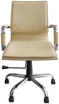 Ecore Executive Creal Leather Chair Face 2