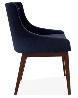 Jolly Designer Chair Side View