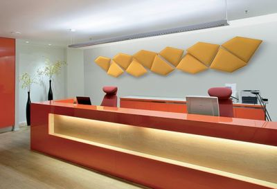Flap Acoustic Panels 9