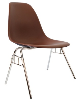 Etames Inspitred Dss Chair Coffee Angle