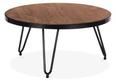 Hyairpin Walnut Coffee Table 1