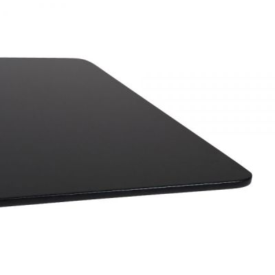 Curzon Black Table Top Detail