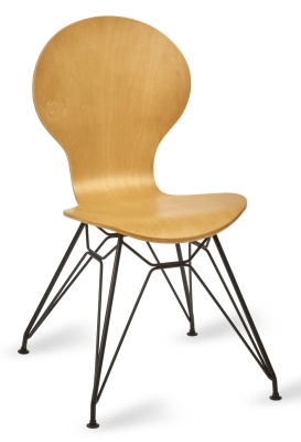 Butterfly Travido Chair Natural