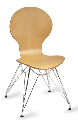 Butterfly Murcia Natural Plywood Chair