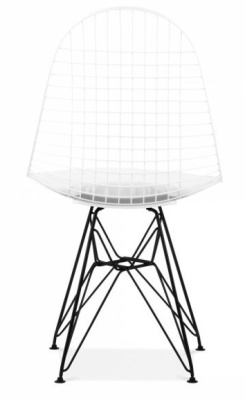 White Eames Dkr Chair