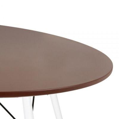 Walnut Dsw Table Detail