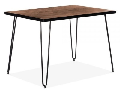 Hairpin Rectangular Table 2