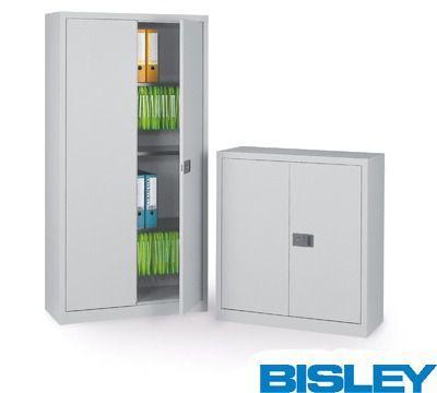 Bisley Contract Metal Cupboards 1