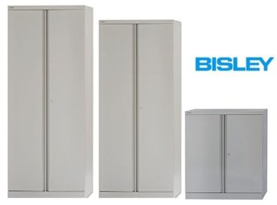 Bisley Metal Storage Cupboards