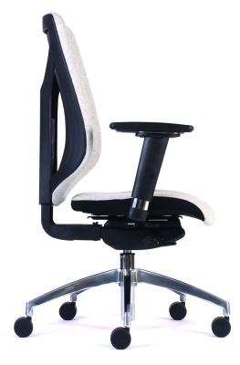 Pulse Task Chair Taken From Teh Side