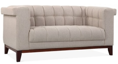 Decor Two Seaer Sofa Angle View