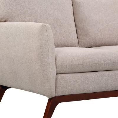 Toleta Cream Fabric Detail
