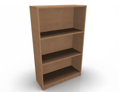 Stellar 2 Shelf Bookcase In Beech