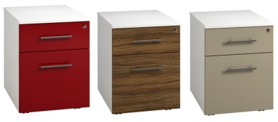 Trend Two Drawer Mobile Pedestals
