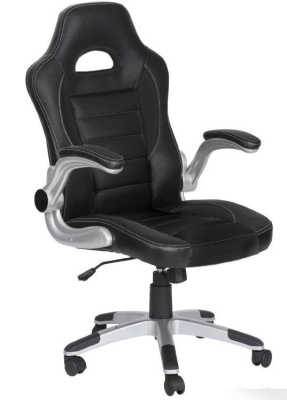 Fi Racer Chair With Black Inserts