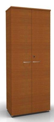 CO1 Double Door Cupboard Cherry