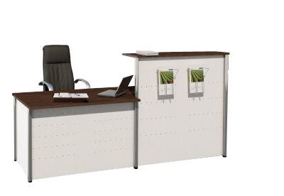 Genua Plus Reception Desk V6