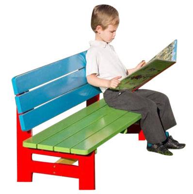 Oasis Painted Nursery Bench