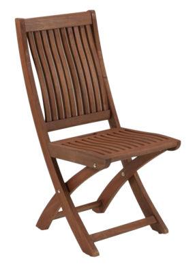 Westgate Folding Wooden Sidechair