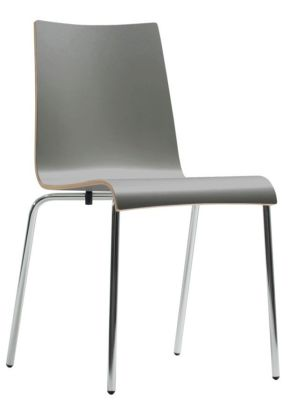 Star Designer Lamimate Chair In Anthracite