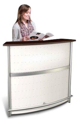 Expo Plus Reception Desk