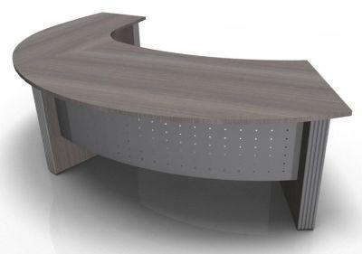 Direction Style Curved Desk And Curved Return Desk RH CD
