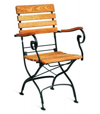 Terrace Folding Armchair