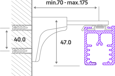7700W Cord Drawn